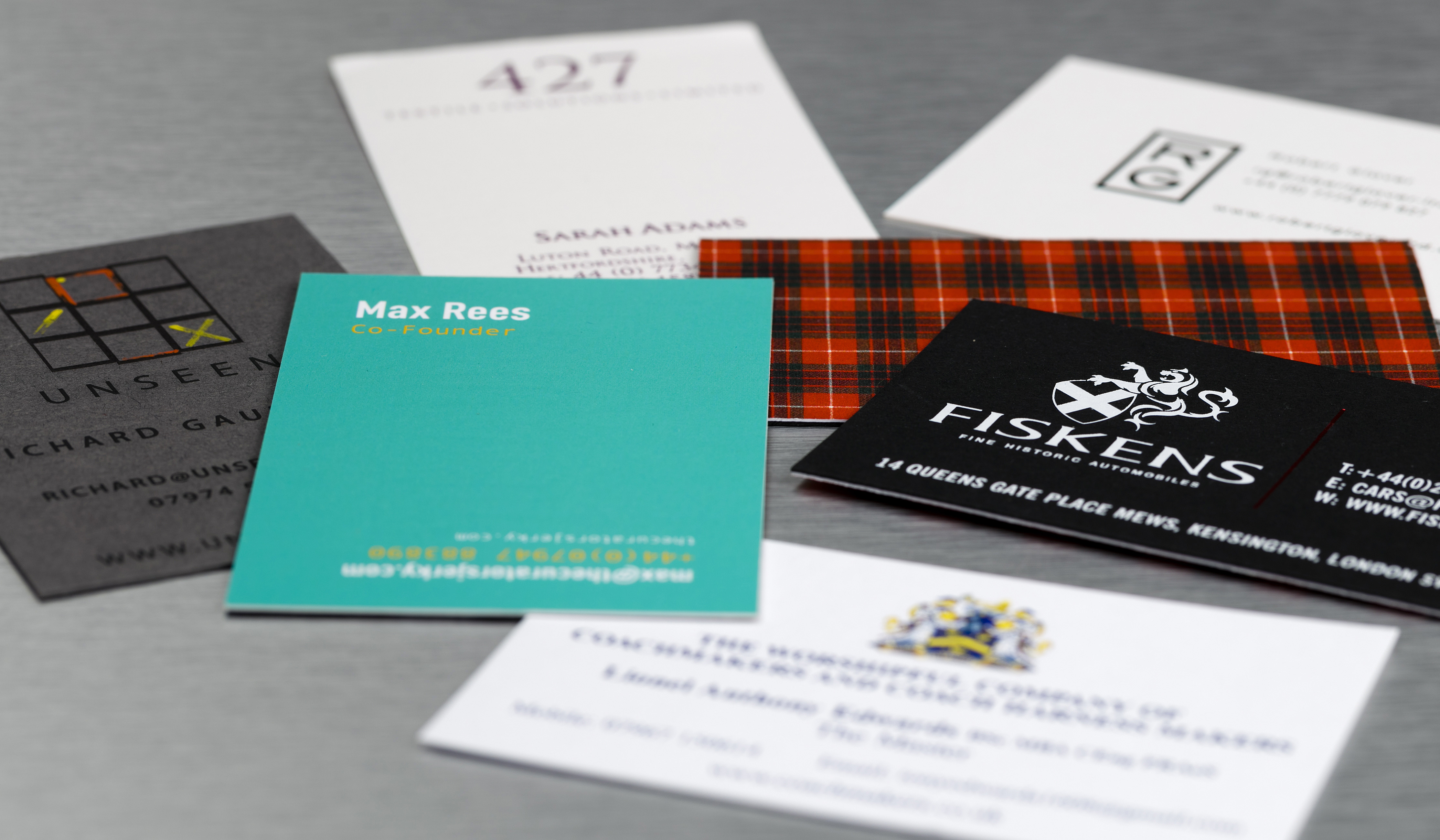 Business Cards – Merry Printers